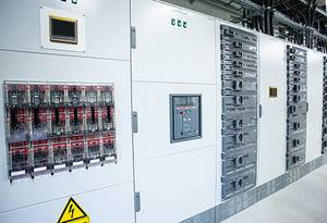 Low-voltage main distribution board