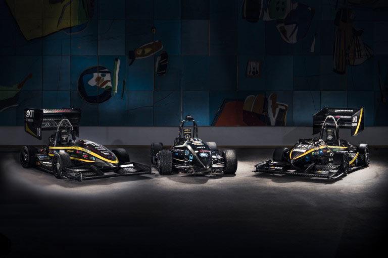 Bender supports Formula Student