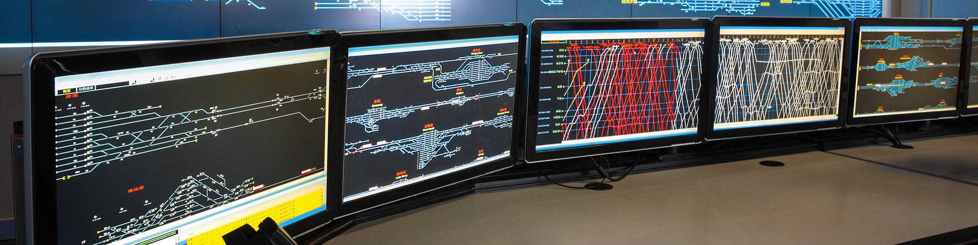 Information advantage for control rooms