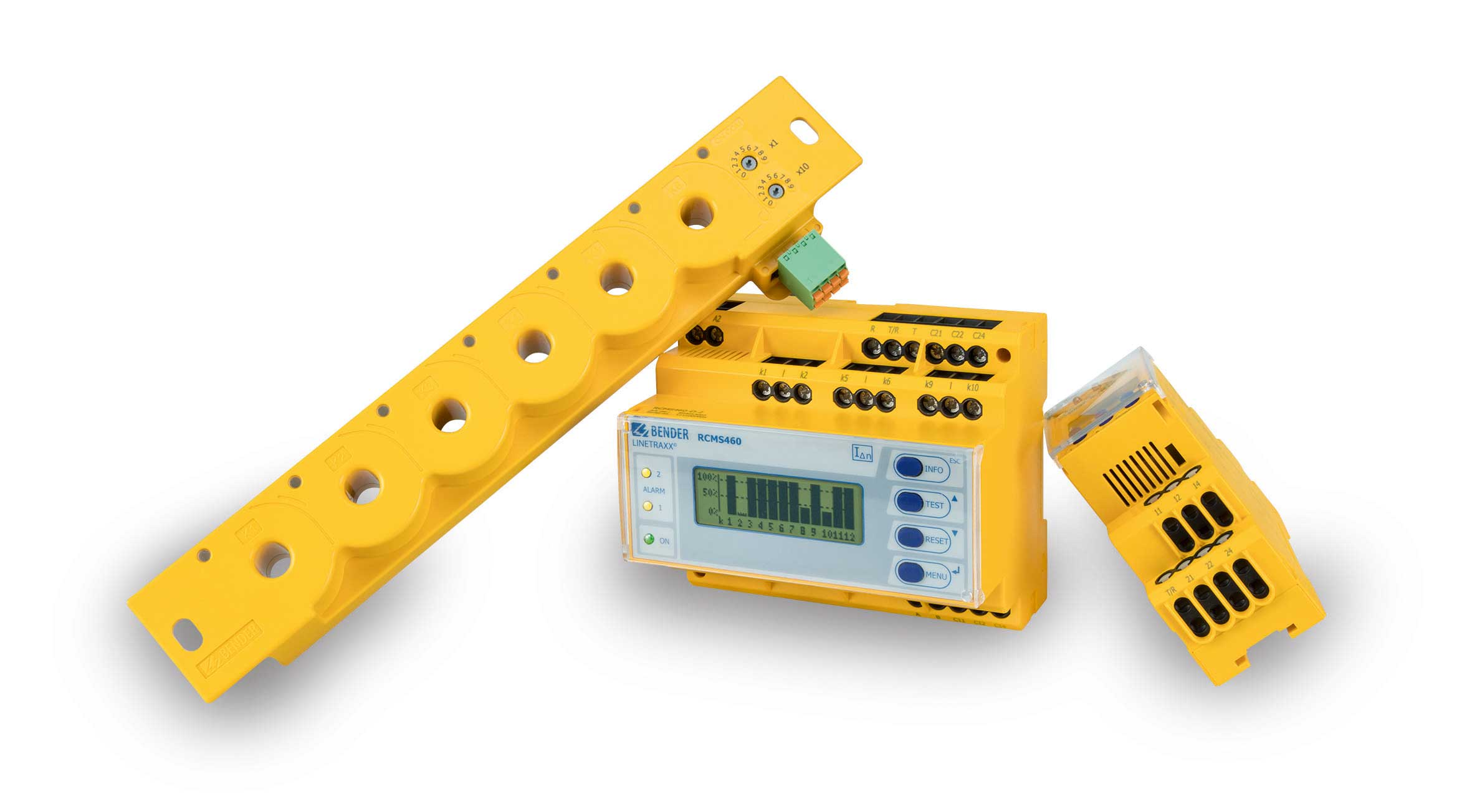 Residual current monitoring: Signalling instead of shutting down