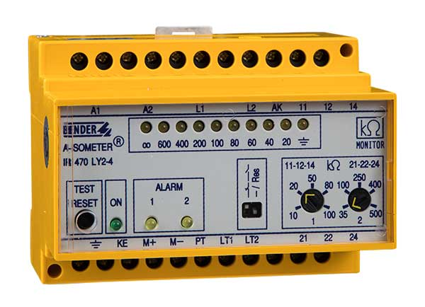 ISOMETER® IR470LY2-4061