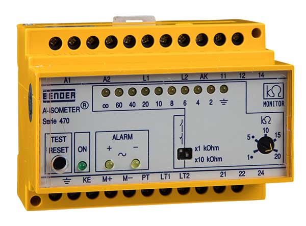 ISOMETER® IR470LY2-60