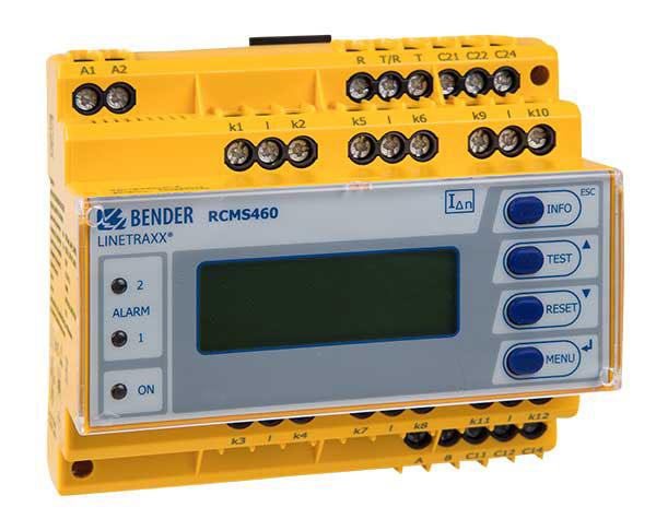 LINETRAXX® RCMS460-D